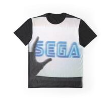 Enter The SEGA Graphic T-Shirt