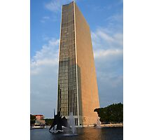 Corning Tower Photographic Print