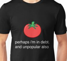 Tomato Anxiety Unisex T-Shirt