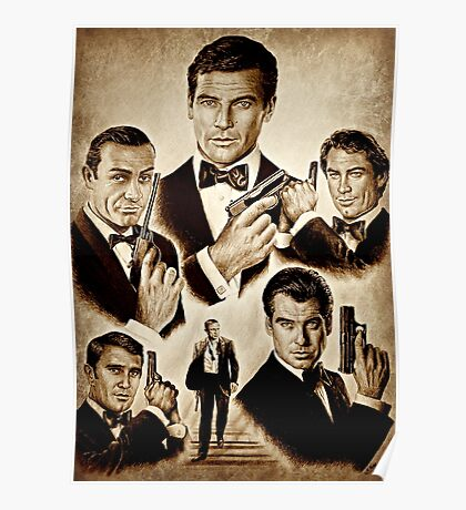 Licence to kill Poster