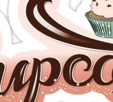 Cupcake Lovers Sticker