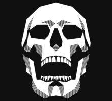 Grim Geometry One Piece - Short Sleeve