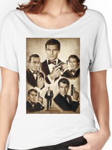 Licence to kill Women's Relaxed Fit T-Shirt