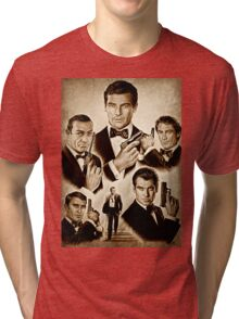 Licence to kill Tri-blend T-Shirt