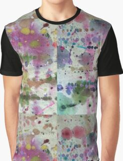 Drop Cloth Art  Graphic T-Shirt