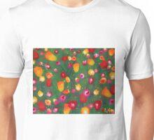 Flowers Afloat Unisex T-Shirt
