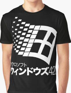Windows 420 Tokyo Graphic T-Shirt