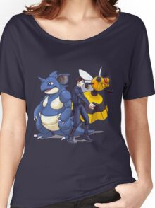 Nidoking Pokemon Detective Women's Relaxed Fit T-Shirt