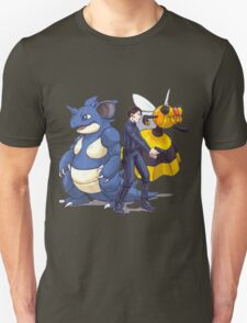 Nidoking Pokemon Detective T-Shirt