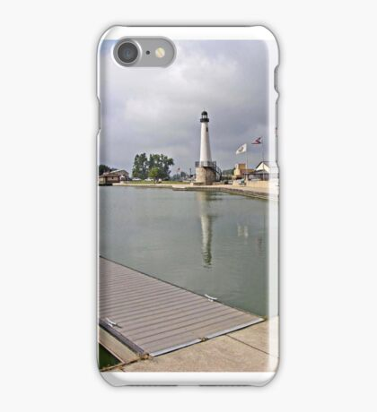 An Inland Lighthouse iPhone Case/Skin