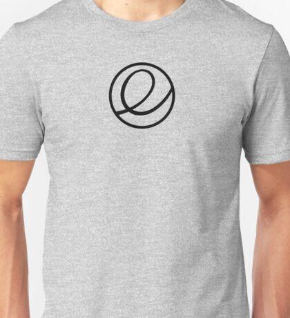 Elementary OS logo Unisex T-Shirt