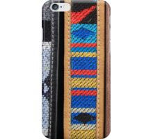 Belts at the Market iPhone Case/Skin