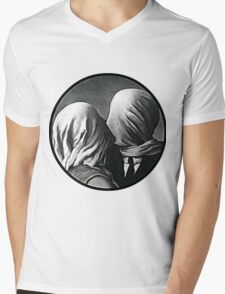 the non-color lovers Mens V-Neck T-Shirt