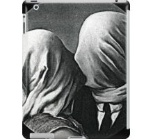 the non-color lovers iPad Case/Skin