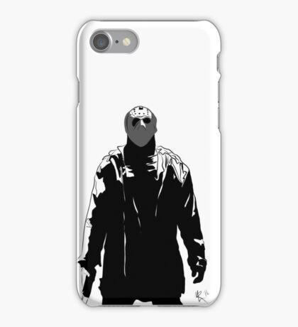 Vorhees iPhone Case/Skin