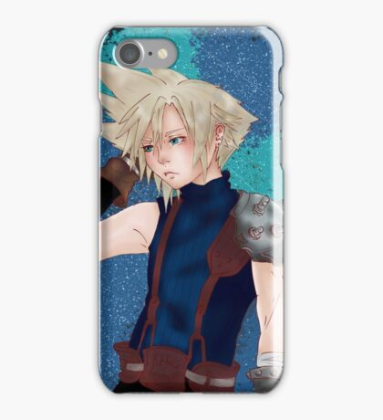 Cloud Strife - Final Fantasy VII iPhone Case/Skin