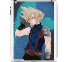 Cloud Strife - Final Fantasy VII iPad Case/Skin