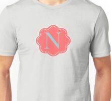 N Cloudy Unisex T-Shirt