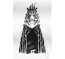 The Siberian King Poster