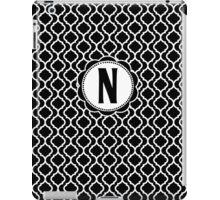 N Bootle iPad Case/Skin