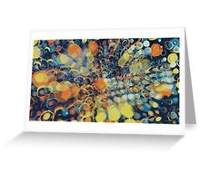 Abstract composition 274 Greeting Card