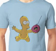 Homer Nevermind Unisex T-Shirt