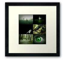 The Hecate Aesthetic Framed Print