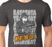 RATATATAT Went The Cat Unisex T-Shirt