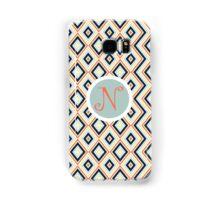 N Simple Samsung Galaxy Case/Skin