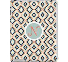 N Simple iPad Case/Skin