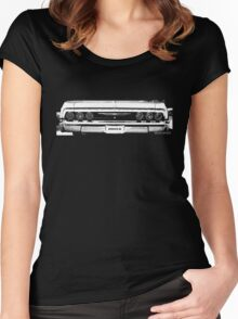 64 Impala Women's Fitted Scoop T-Shirt