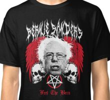 FEEL THE BERN Heavy Metal Bernie Sanders Shirt Classic T-Shirt