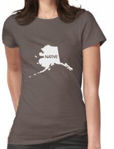 Alaska Native AK Womens Fitted T-Shirt