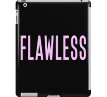 Flawless iPad Case/Skin