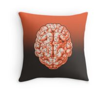 Puzzle brain GINGER Throw Pillow
