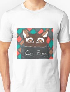 Brownie The Cat Unisex T-Shirt