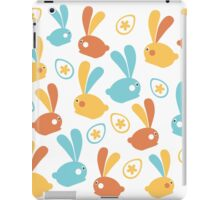 Easter Modern Twist Pattern iPad Case/Skin