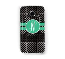 N polks Dot Samsung Galaxy Case/Skin