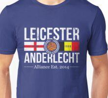 Leicester City and Anderlecht Alliance Unisex T-Shirt