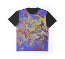 Rebilliosia V1 - digital abstract Graphic T-Shirt