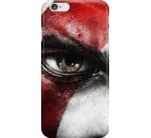 God of War Kratos iPhone Case/Skin