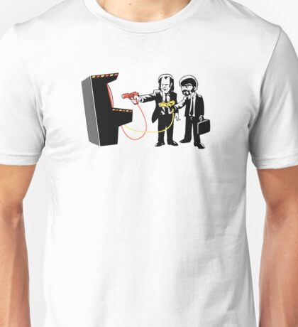 Pulp Fiction Prank Unisex T-Shirt