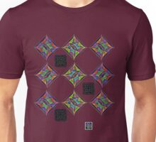 """Ultimate Question Graphs - MOSAIC""© Unisex T-Shirt"
