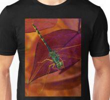 Dragonfly Aglow  Unisex T-Shirt
