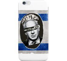 Bibi God Save the King, Israel iPhone Case/Skin