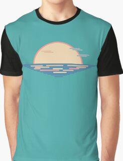 Sunset Graphic T-Shirt