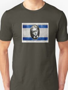 Bibi God Save the King, Israel Unisex T-Shirt
