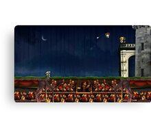 Maria and Draco - Final Fantasy VI Canvas Print