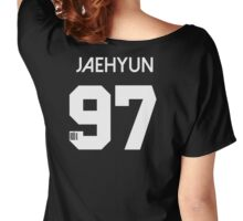 Jaehyun NCT u Member Jersey Number Women's Relaxed Fit T-Shirt