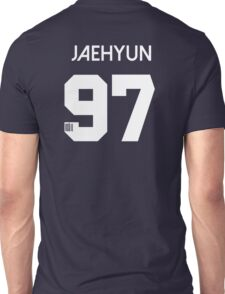 Jaehyun NCT u Member Jersey Number Unisex T-Shirt